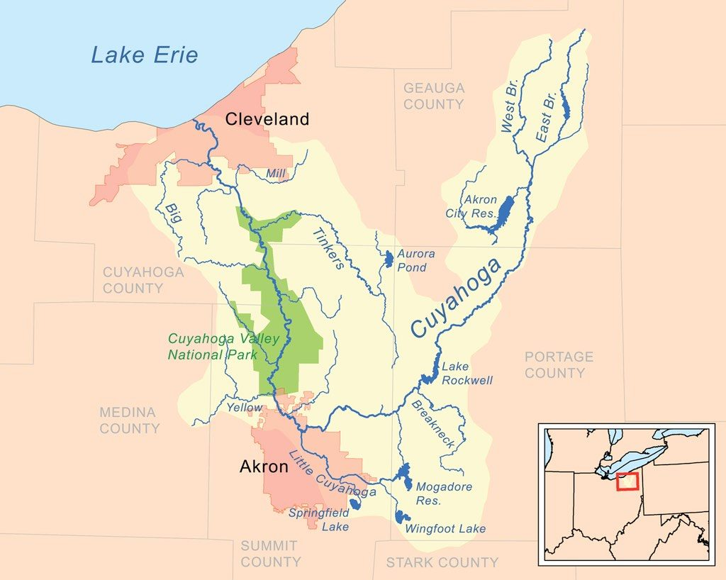 Cuyahoga River Basin