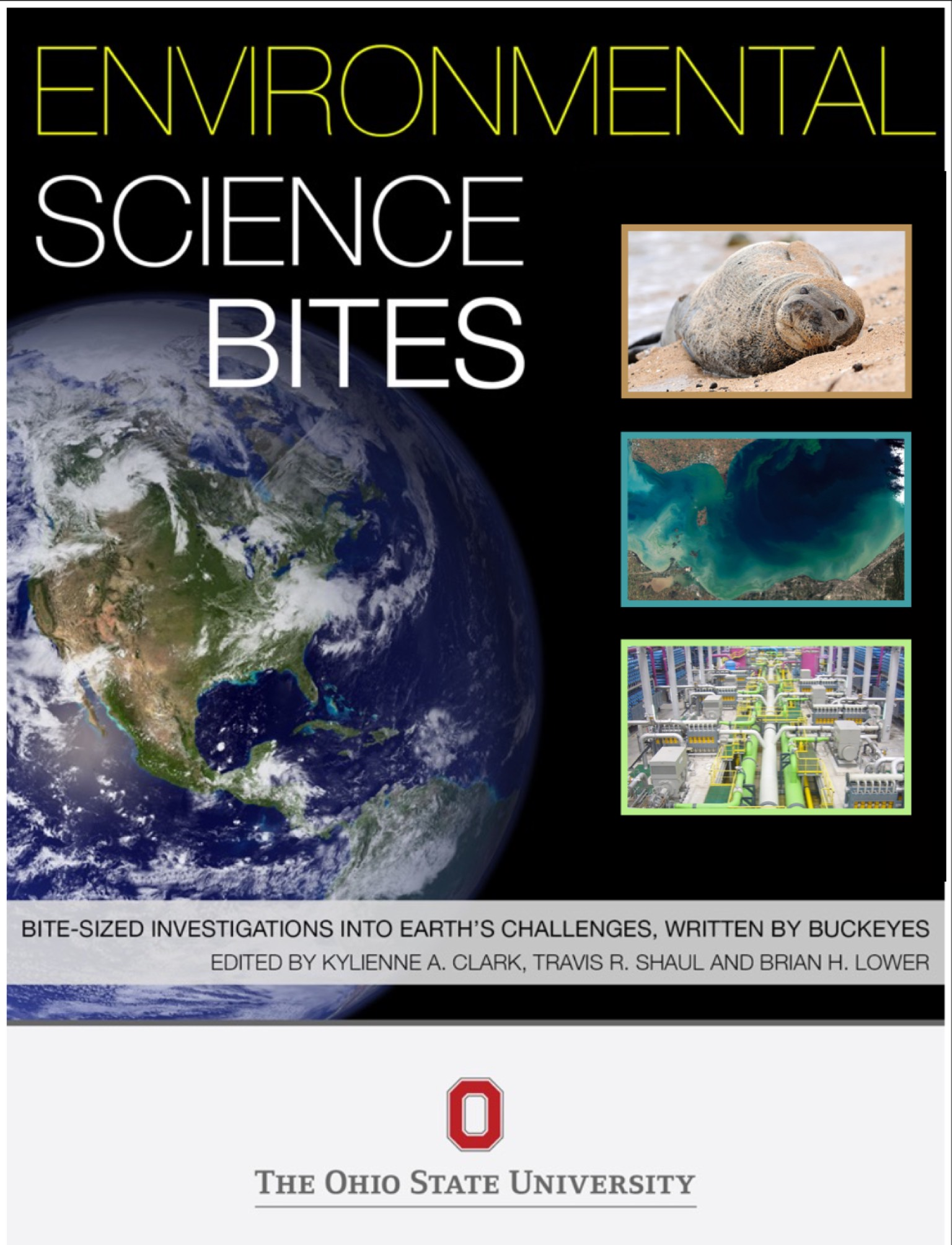Cover image for Environmental ScienceBites