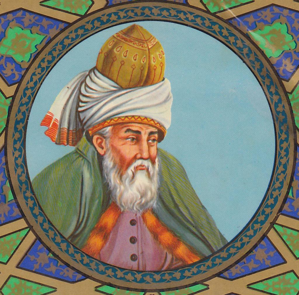 Image of Maulana Jallaluddin Rumi Balkhi