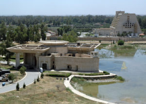 Image of Saddam's Palace in Mosul