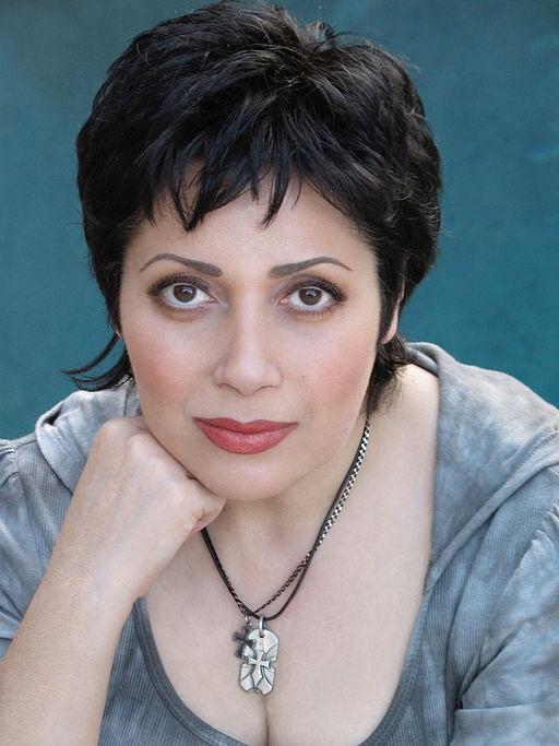 Image of Iranian-Assyrian filmmaker, Rosie Malek Yonan.
