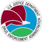 logo for the US Justice Department's Drug Enforcement Administration