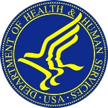 logo for the US Department of Health and Human Services
