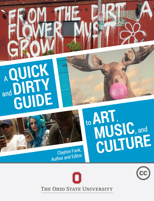 Cover image for A Quick and Dirty Guide to Art, Music, and Culture