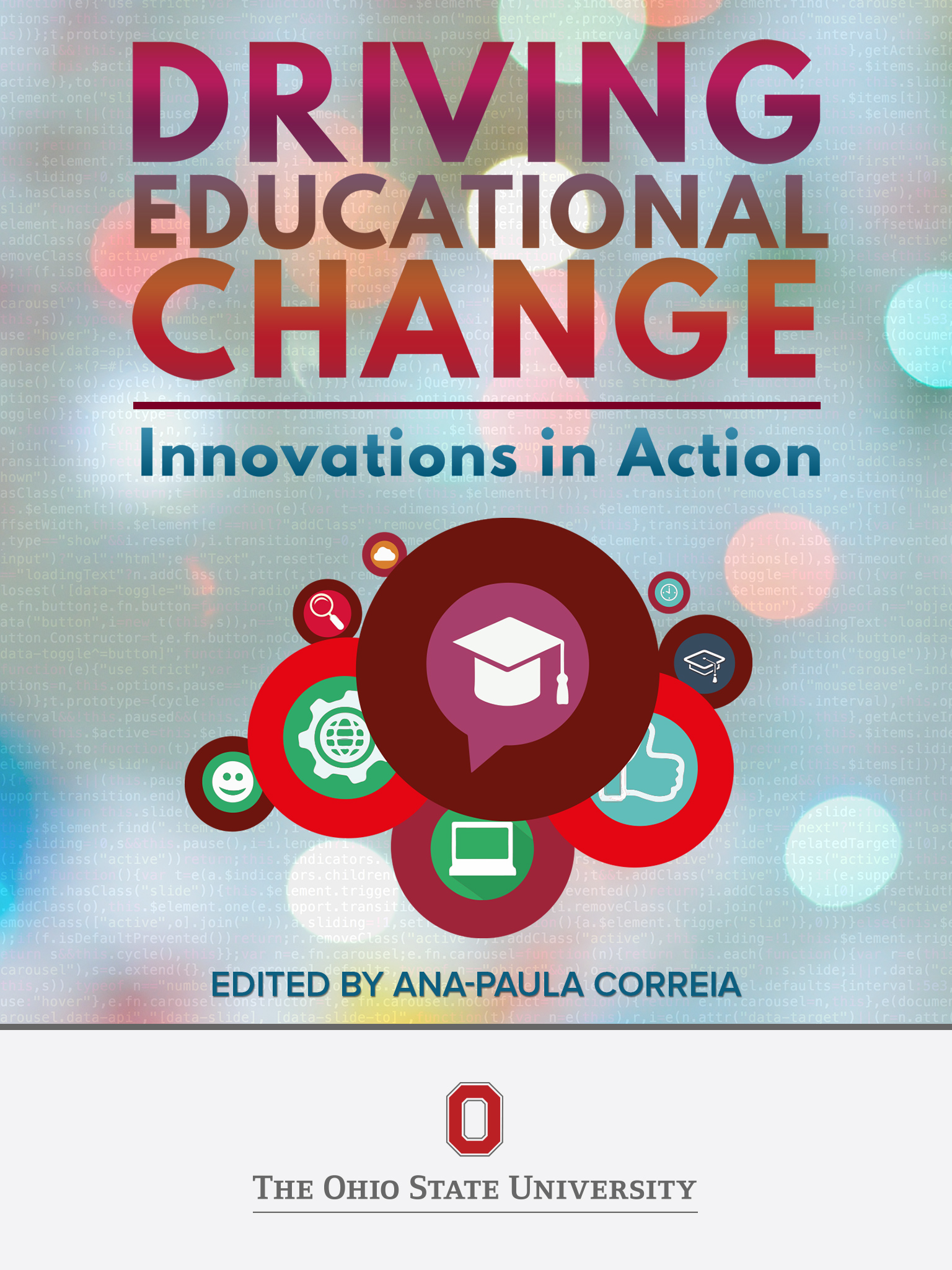 Cover image for Driving Educational Change: Innovations in Action