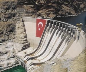 Image of Karakaya Dam