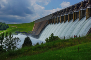 Image of Hartwell Dam