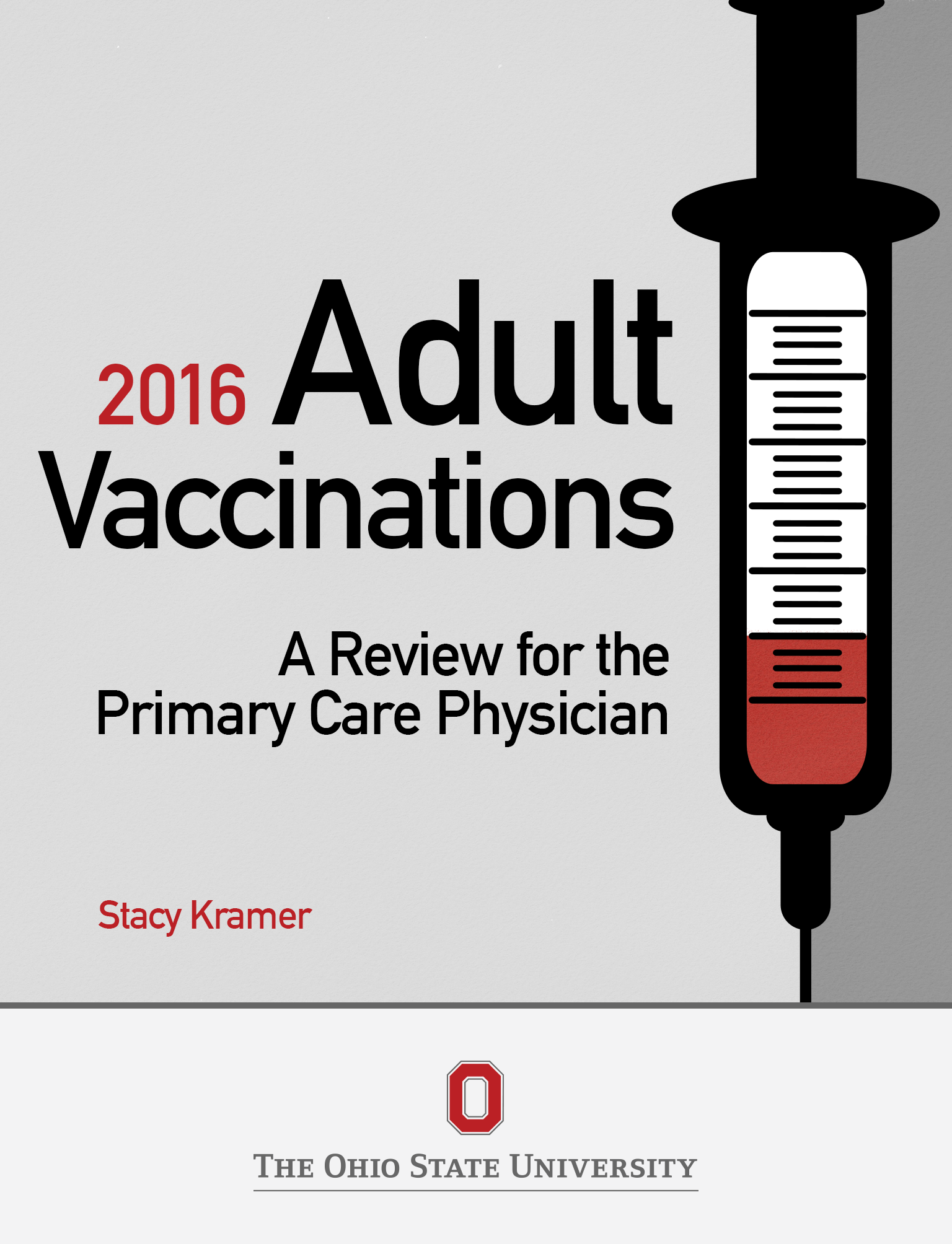 Cover image for Adult Vaccinations