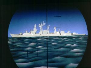ship pilot simulator