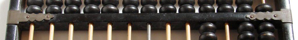 Decorative abacus image