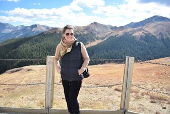 Lauren Powers in Aspen