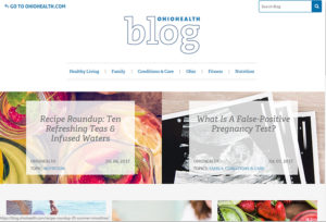 OhioHealth blog