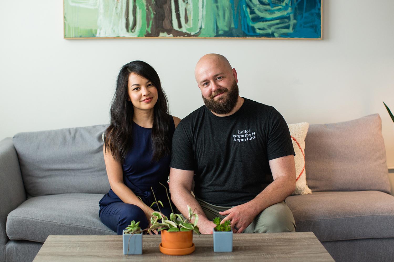 Allie and Adam Lehman, The Wonder Jam