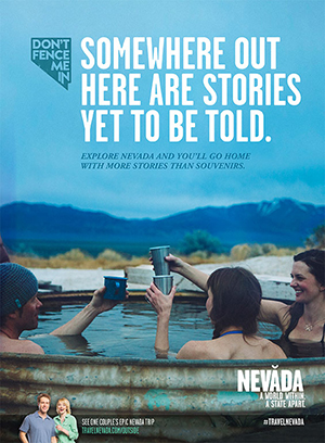Travel Nevada Campaign