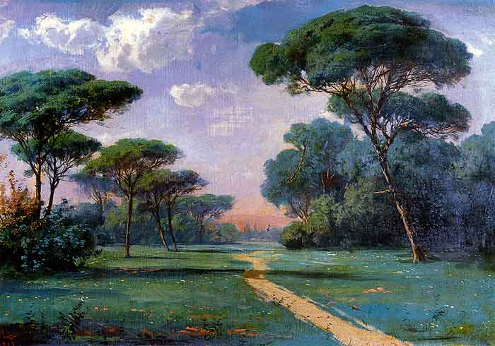 Image of Hoca Ali Rıza Painting C.C.0