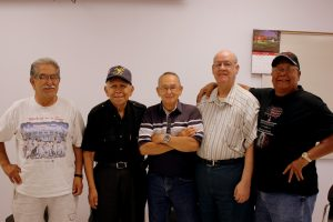 Mexican-American men in Lorain Ohio