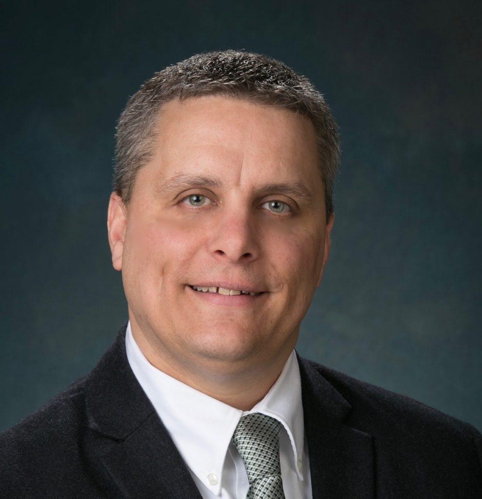 Brian H. Lower headshot
